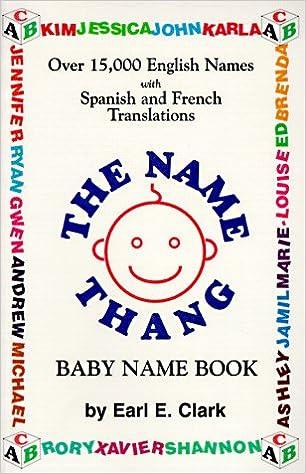 English book names
