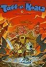 Tuff et Koala, Tome 3 : La savate de Malempire par Ridel