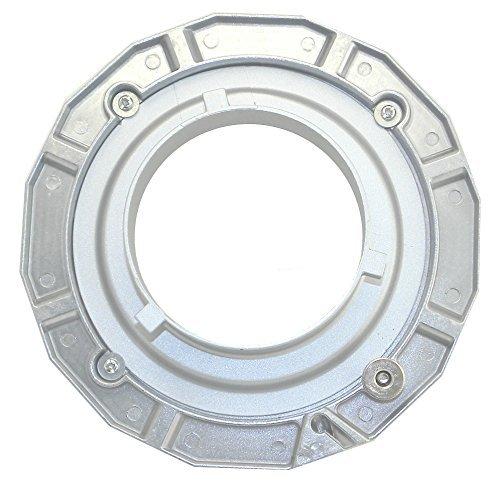 Ring Adapter Speed (06 Speed Ring Adapter Speedring Softbox Soft Box For Bowens S Flash / Monolight w 6