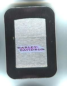 Zippo Harley Davidson Classics: HD Purple Swirl