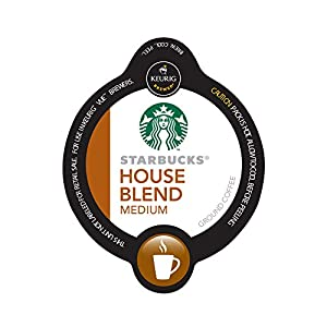 Vue 16-Count Starbucks House Blend Coffee for Keurig Brewers