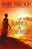 A Summer to Remember, Mary Balogh, 0385335350