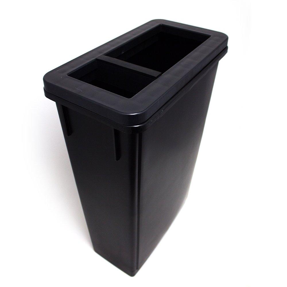 Knockbox & 23 Gallon Trash Can Combo Kit