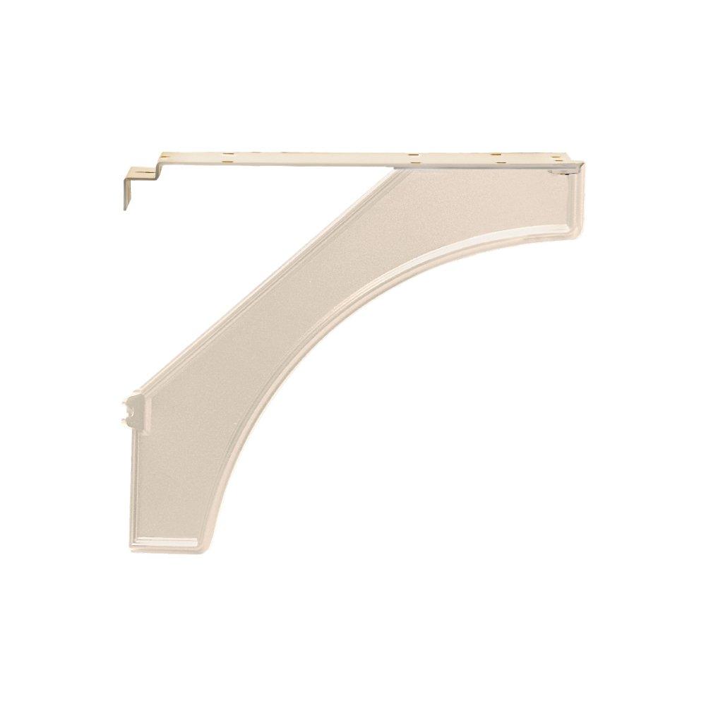 Salsbury Industries 4837BGE Arm Kit Replacement for Decorative Mailbox Post, Designer, Beige