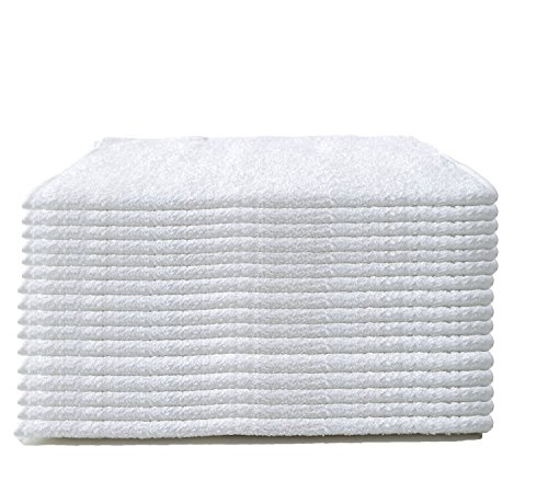 Simpli-Magic 79118 60 Pack Soft Plush Cotton Terry Towels 14