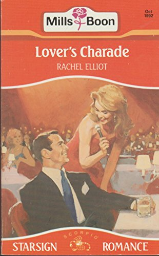 book cover of Lover\'s Charade