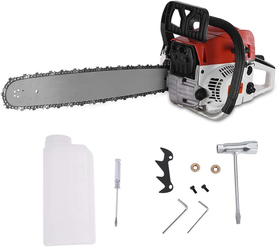 YYBD 2-Cycle Gas Powered Chainsaw