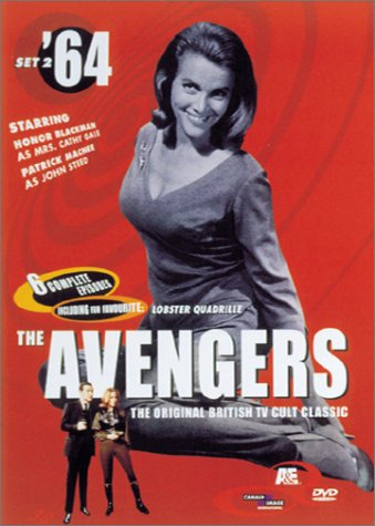 Avengers '64 - Vol. 2 by A&E Home Video