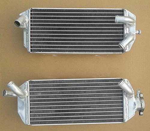 Aluminum radiator for Suzuki DRZ400E DRZ400 2002-2007 K2//K3//K4 2003 04 05 06 2007
