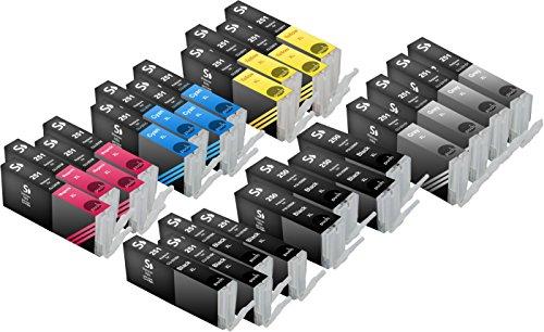 24-pack-sherman-ink-cartridges-c-for-printers-pixma-mx922-pixma-mg5420-pixma-mg6320-pixma-mg7120-pix