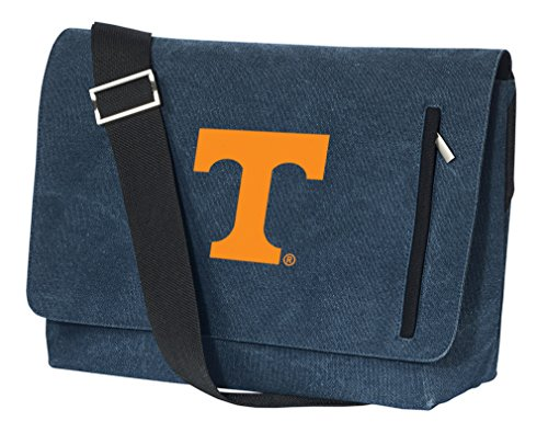 Broad Bay Stylish University of Tennessee Messenger Bag Tennessee Vols Laptop Bag by Broad Bay