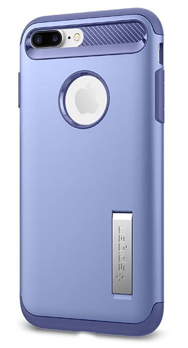68 opinioni per iPhone 7Plus Custodia, Spigen [Slim Armor] integrato cavalletto a bolle d' aria