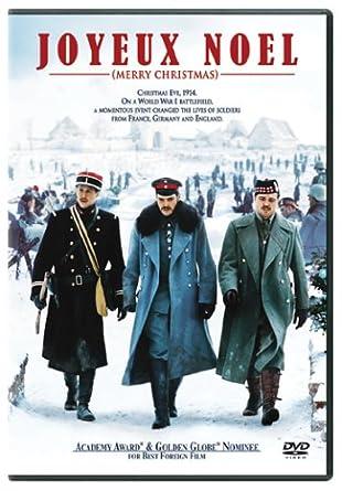 amazon noel Amazon.com: Joyeux Noel (Widescreen): Guillaume Canet, Benno  amazon noel