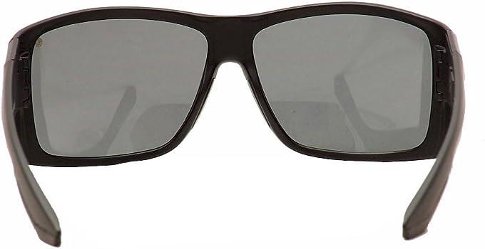 8c6248a2c7 Dragon Men s KIT Polarized Wraparound Sunglasses - Matte Black Frame ...