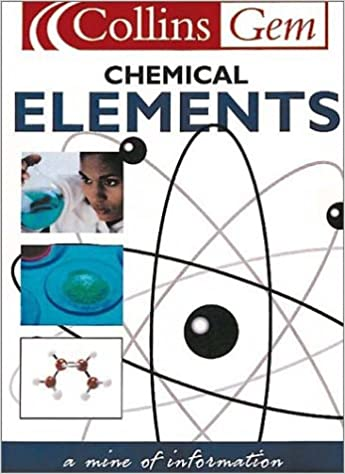 Book Collins Gem - Chemical Elements