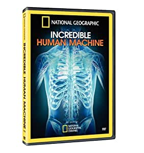 National Geographic - Incredible Human Machine