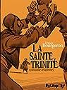 La Sainte Trinité : Fantaisie religieuse par Bourgeron