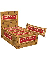 Larabar Gluten Free Peanut Butter Chocolate Chip Fruit and Nut Energy Bar, 16-Count, 720 Gram