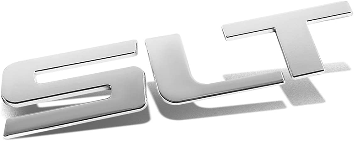 22980989 2015 GMC Sierra Yukon Canyon SLT Adhesive Back Emblem 3.75 x .75