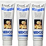 Cheap EnerCal High Calorie Nutrition Suppliment For Cats and Dogs 5oz Tube (3 Pack)