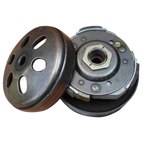 Motorcycle Rear Wheel Assembly - 9