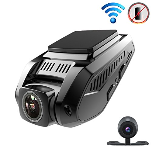 """SmarTure 3rd Gen L215-C Full HD 1080P Dashcam with Sony IMX323 Image Sensor 