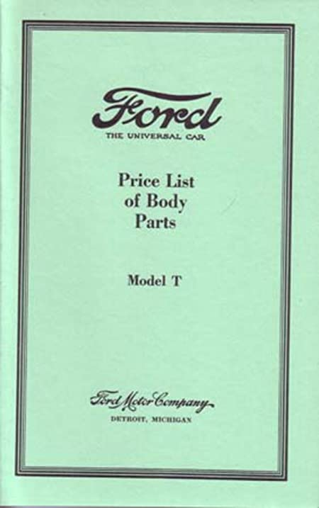 Amazon.com: 1915 1925 1926 1927 Ford Model T Parts Numbers Book List on inventory parts list, furniture parts list, computer parts list, steel parts list, electronic parts list, jewelry list, plumbing parts list, manufacturing parts list, aircraft parts list, automotive electrical, home list, motorcycle parts list, automotive brochures, automotive design, cleaning list, automotive accessories, electrical parts list, hardware parts list, hvac parts list, engineering parts list,
