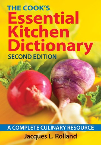 food dictionary - 5