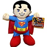 1 X Superman Plush Toy - DC Super Friends Doll (13 Inch) by DC Comics