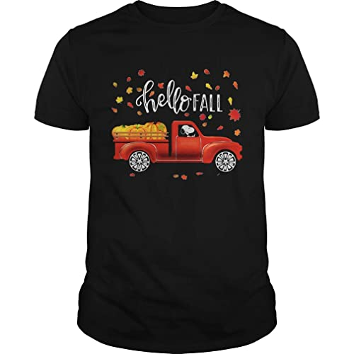 Snoopy Hello Fall shirt: Handmade - Amazon com