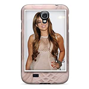 For Galaxy S4 Tpu Phone Case Cover(miley Cyrus 60)