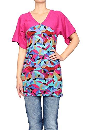 DESIGUAL - Tunica para Mujer Multicolor