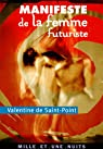 Manifeste de la femme futuriste par Saint-Point