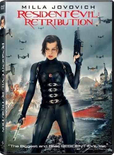 Resident Evil Retribution Alice New Costumes - Resident Evil: