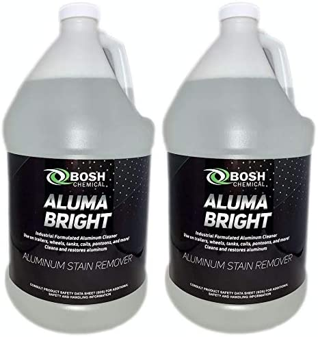 osh chemical aluminum cleaner