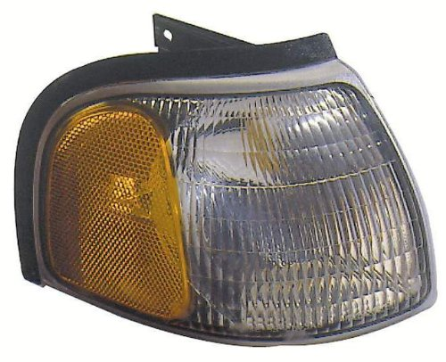 Depo 316-1509R-US Mazda Pickup Passenger Side Replacement Parking Light Unit without Bulb Mazda Pickup Parts