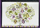 Best Peter Pauper Press Stationeries - Owl Forest Note Cards (Stationery, Boxed Cards) Review