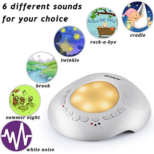 sound machine for toddler