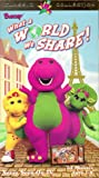 Barney: What a World We Share [VHS]