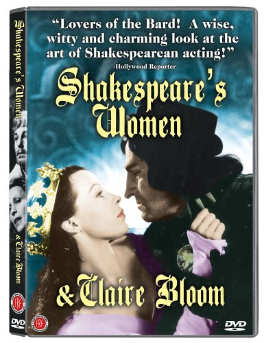 DVD : Frederick Warde - Shakespeare's Women & Claire Bloom (DVD)