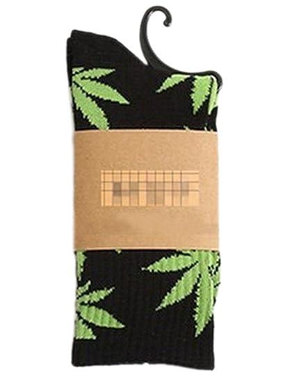 Grocery Calcetines Unisex Harajuku Marijuana Style High Weed Socks: Amazon.es: Ropa y accesorios
