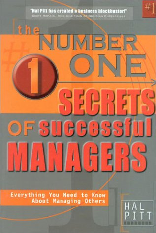 Download The Number One Secrets of Successful Managers: Everything You Need to Know About Managing Others pdf