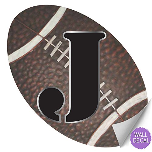 Football Stickers Childrens Decorations Personalized