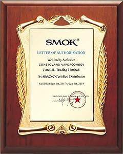 SMOK ORIGINAL ALIEN BABY AL85 80W MOD TFV8 Baby 2mL Kit