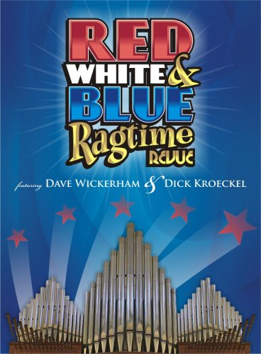 Rag White Boxed (Red White and Blue Ragtime Revue)