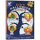 Kids Halloween Howls Compilation - Franklin, Berenstain Bears, Rolie Polie Olie, Seven Little Monsters