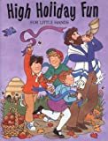 High Holiday Fun for Little Hands, Sally Springer, 0929371763