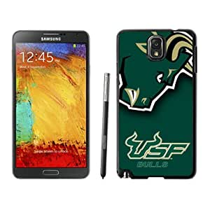 linJUN FENGPersonalized Samsung Galaxy Note 3 Case Ncaa AAC American Athletic Conference South Florida Bulls 04 Cellphone Protector