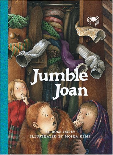 Book cover for Jumble Joan