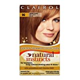 Clairol Natural Instincts Color, 009G Golden Honey (Pack of 3)